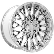 Rosso Skism 703 Wheels Rims Chrome 22x8.5 5x4.5  40 | 7032281240C
