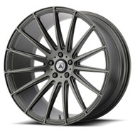Asanti ABL-14 22x10.5 Wheels Rims Silver Graphite - Custom Bolt Pattern & Offset | ABL14-22050035MG
