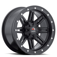 Vision UTV Five-Fifty 550 14X7 Matte Black Wheels Rims 4x156 3 | 550-147156MB4