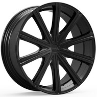 KRONIK Epiq 404 26X9.5 Black Wheels Rims 5x135 5x5.5 (5x139.7) 25 | 4042698525B