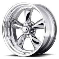 American Racing ® Classic Torq Thrust II VN405 Wheels Rims Polished 14x6 Blank 0 | VN405460XX