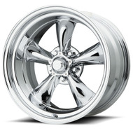 American Racing ® Torq Thrust II VN615 Wheels Rims Chrome 15x4 5x4.75 (5x120.65) -25 | VN6155461