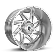 American Truxx ® Warrior AT165 Wheels Rims Polished 20X10 6x5.5 (6x139.7) 6x135 -24 | AT165-21062P
