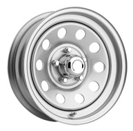 Pacer ® Silver Mod 229S Wheels Rims Silver 15X6 5x4.5 (5x114.3) 0 | 229S-5612-1