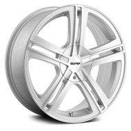 Touren ® TR62 Wheels Rims Hypersilver Machined 16x7 4x108 4x4.5 (4x114.3) 40 | 3262-6702S
