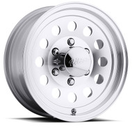 Ultra ® Smooth 062 Wheels Rims Machined w/ Clear Coat 14X5.5 5x4.5 (5x114.3) 0 | 062-4565K