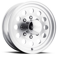 Ultra ® Smooth 062 Wheels Rims Machined w/ Clear Coat 16X6 8x6.5 (8x165.1) 0 | 062-6681KL