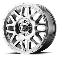 Xd Series ® Grenade XD820 Wheels Rims PVD Chrome 17x7.5 6x130 45 | XD82077538845