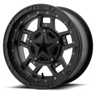 Xd Series Utv ® Rockstar III RS3 XS827 Wheels Rims Matte Black 14x7 4x110 0 | XS82747040700