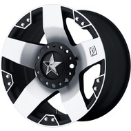 XD SERIES  ROCKSTAR WHEELS 20x8.5  MACHINED