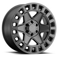Black Rhino York 18x8 6x130 Gunmetal 52 Wheels Rims | 1880YRK526130G84