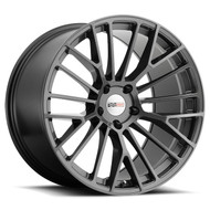 Cray Astoria 19x11 5x4.75 5x120.65 Gunmetal 76 Wheels Rims | 1911CRT765121G70
