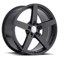 Mandrus Arrow 19x8.5 5x112 Matte Black 43 Wheels Rims | 1985MAA435112M66