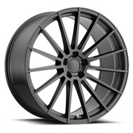 Mandrus Stirling 22x11.5 5x112 Gunmetal 32 Wheels Rims | 2215MAN325112G66
