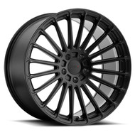 Tsw Turbina 22x11 5x120 Matte Black 25 Wheels Rims | 2211TUR255120M76