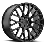 Victor Stabil 21x9 5x130 Matte Black 47 Wheels Rims | 2190VIA475130M71