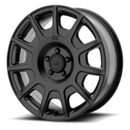 Motegi Racing MR139 16x7.5 5x100 Satin Black 40 Wheels Rims | MR13967551740