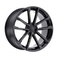 Mandrus Wolf Wheel 24x10 5x130 Gloss Black 35mm