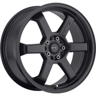Drifz 303B Hole Shot Wheels 18x8 5x100 & 5x4.5 (5x114.3) Black 35mm | 303B-8801835