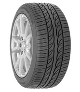 UNIROYAL TIGER PAW GTZ ALL SEASON TIRES 245/45ZR20
