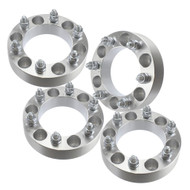 """1.25"""" Wheel Adapter / Spacers - 6 Bolt ( Set of 4 )"""