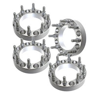 """2.0"""" Wheel Spacers 8x200 Bolt Pattern ( Set of 4 )"""