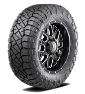 "Nitto ® Ridge Grappler Tire 35X12.50R20Lt F 125Q - 12 Ply / ""F"" Series 