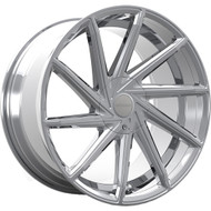 Kronik Insignia 408 Wheels Rims Chrome 22x8.5 5x4.5  5x120 40 | 4082281740C