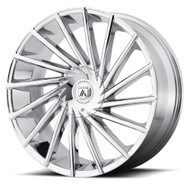 Asanti ABL-18 20x8.5 Wheels Rims Chrome - Custom Bolt Pattern & Offset | ABL18-20850030CH