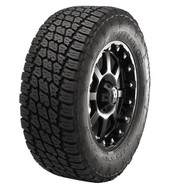"Nitto Terra Grappler G2 All Terrain Tire  35x12.50R17LT  121R - 10 PLY / ""E"" SERIES"