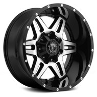TIS 538mb Wheels 20x12 6x135 6x5.5  -44 Black| 538MB-2126844