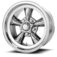 American Racing Torq Thrust D Wheels 14x6 5x4.5 Chrome -2mm | VN6054665
