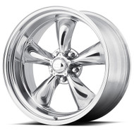 American Racing Torq Thrust II Wheels 15x6 5x4.75 Polished -6mm | VN5155661