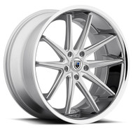 Asanti ABL-5 Wheels 20x10 5x112 Silver 45mm | ABL5-20105645SL