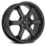 Drifz 303B Hole Shot Wheels 16x7 5x100 & 5x4.5 (5x114.3) Black 42mm | 303B Hole Shot-6701842
