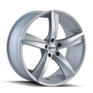 Touren TR72 Wheels 18x8 5x120 Silver 20mm | 3272-8812S20