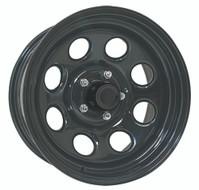 Pro Comp Steel Wheelss Series 97 Wheels 17x9 5x5.5 Black -19mm | 97-7985