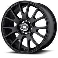 Motegi Racing MR118 Wheels 17x8 5x4.5 (5x114.3) Black 45mm | MR11878012745
