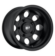 Pro Comp Series 69 Wheels 16x8 6x5.5 (6x139.7) Black -12mm | 7069-6883