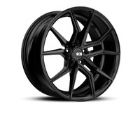 XO Luxury Verona X253 19x11 Wheels Black 5x130 40 | X253IR5K40O71