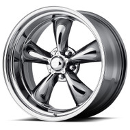 American Racing Torq Thrust II Chrome Wheels Rims 15x4 5x4.5   -25 | VN8155465
