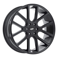Avenue A614 Black Wheels Rims 18x8 5x112  40 | A614-1880511240BB