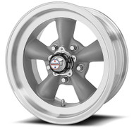 American Racing Torq Thrust D Gun Metal Wheels Rims 15x4.5 5x4.5   -15 | VN1055465