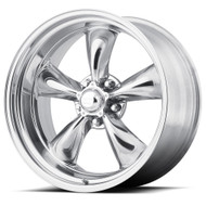 American Racing Torq Thrust II Polished Wheels Rims 15x4 5x4.5   -25 | VN5055465
