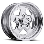 Vision Nitro 521 Polished Wheels Rims 15x4 5x4.5   -19 | 521H5465P-19