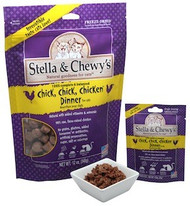 Stella & Chewy's Chick, Chick, Chicken Freeze Dried - Cat