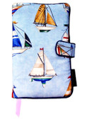 Regatta Fabric Book Cover Closeout $6.00 off