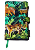 Safari II Fabric Book Cover Design (Closeout $6 Off)