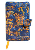 Petroglyphs Fabric Book Cover Design