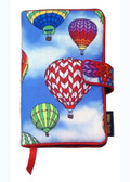 "Did you know our book covers are designed and sewn in Albuquerque, New Mexico – the ""Balloon Capital of the World""."